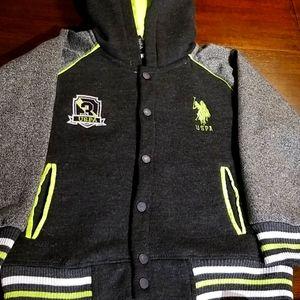 US polo association boys jacket
